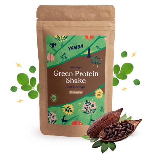 Yamba-Green-Protein-Shake-Chocolade-1kg-F